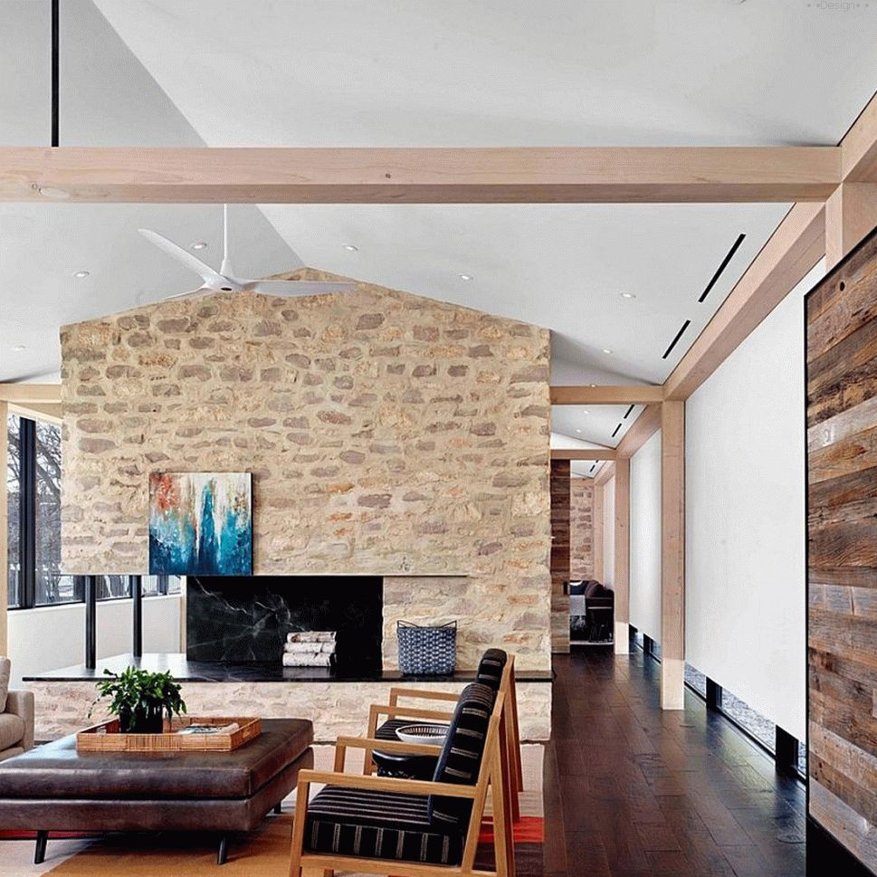 Bright Texas Home Interior